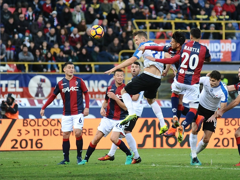 VIDEO - Bologna-Atalanta 0-2, goal e highlights