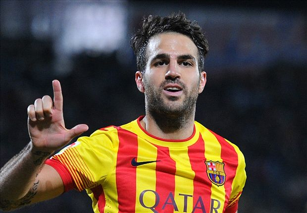 Arsenal opt out of Fabregas race as Chelsea & Manchester City launch bids