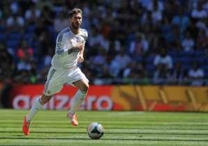SERGIO RAMOS | No está teniendo un gran 2015 y lo confirmó en Córdoba con otra floja actuación. Hipotecó las opciones del Real Madrid con un tonto penalti a los dos minutos de partido.