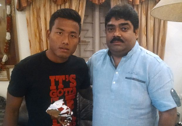 Jeje Lalpekhlua was on the scoresheet for Mohun Bagan