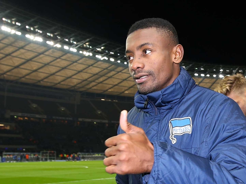 Salomon Kalou prolonge au Hertha Berlin