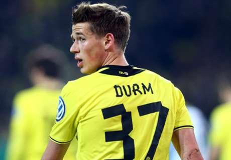 Dortmund keen to extend Durm deal