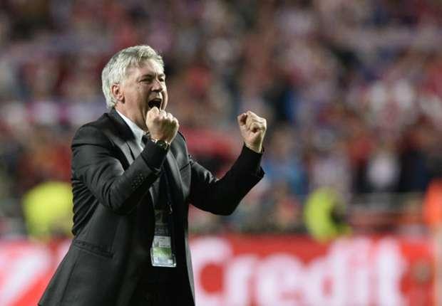 Ancelotti reveals Real Madrid's dressing room secrets