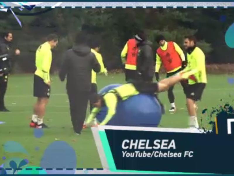 VIDEO – Goal Social Snap: Gli allenamenti di PSG, Chelsea ed… Evra
