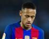 Neymar fue amonestado en el Clásico y será baja ante Osasuna