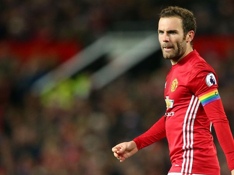 Manchester United, prolongation en vue pour Juan Mata