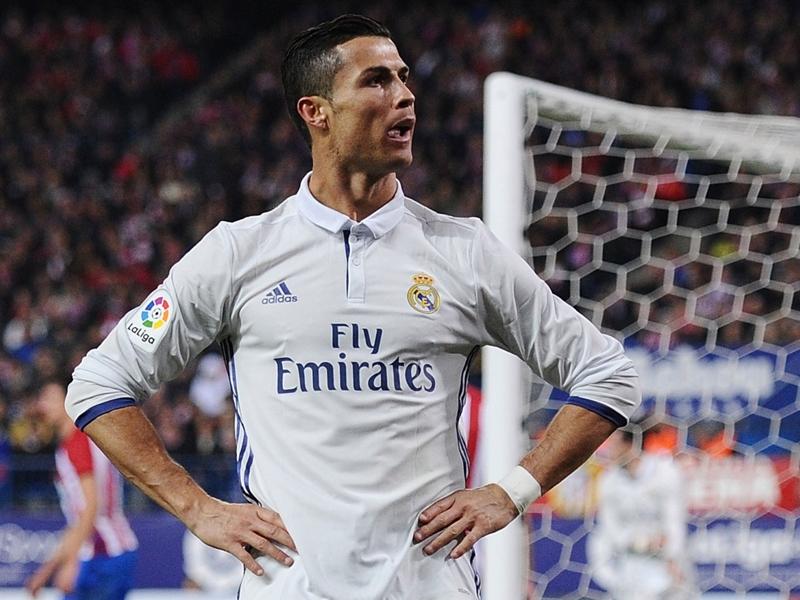 Real Madrid, Cristiano Ronaldo s'est entraîné