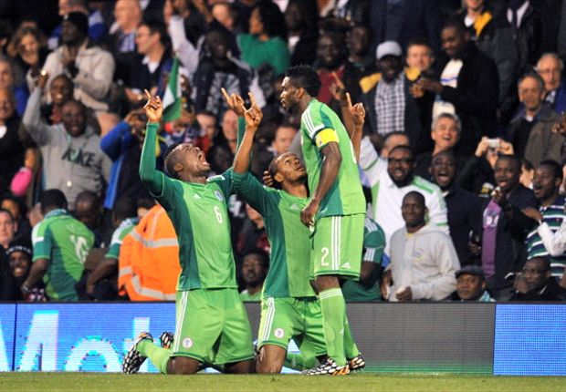 Nigeria 2-2 Scotland: Nwofor rescues draw for Keshi's side