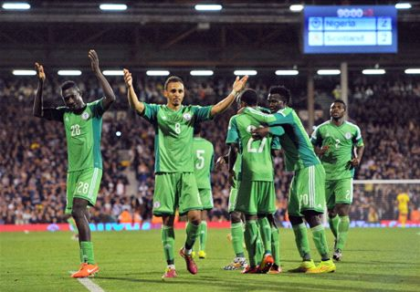 Nigeria announces World Cup squad
