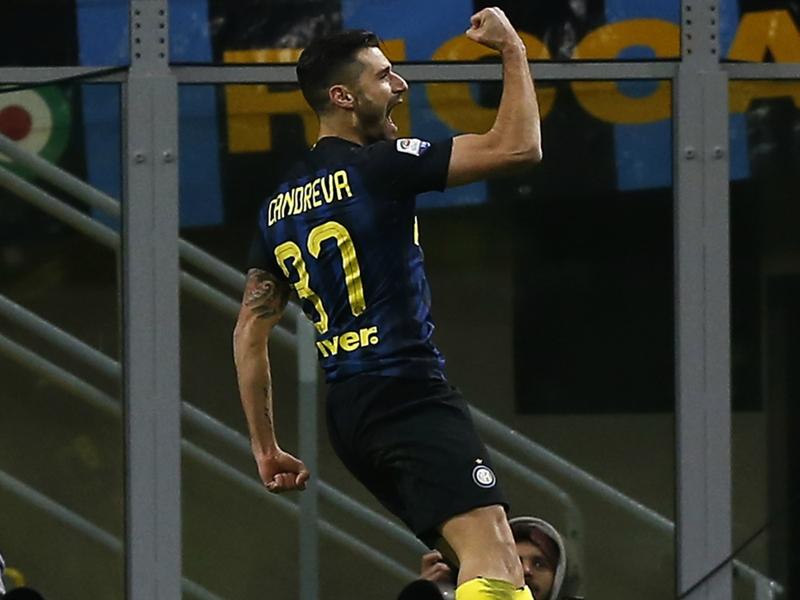 Dopo gli screzi alla Lazio, Candreva è ora il miglior alleato di Pioli all'Inter