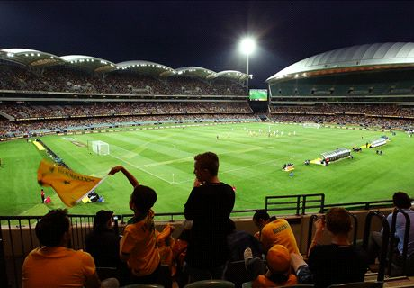 Adelaide to host Socceroos v Saudis