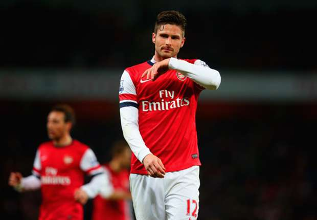 Giroud: Lack of maturity cost Arsenal in title race