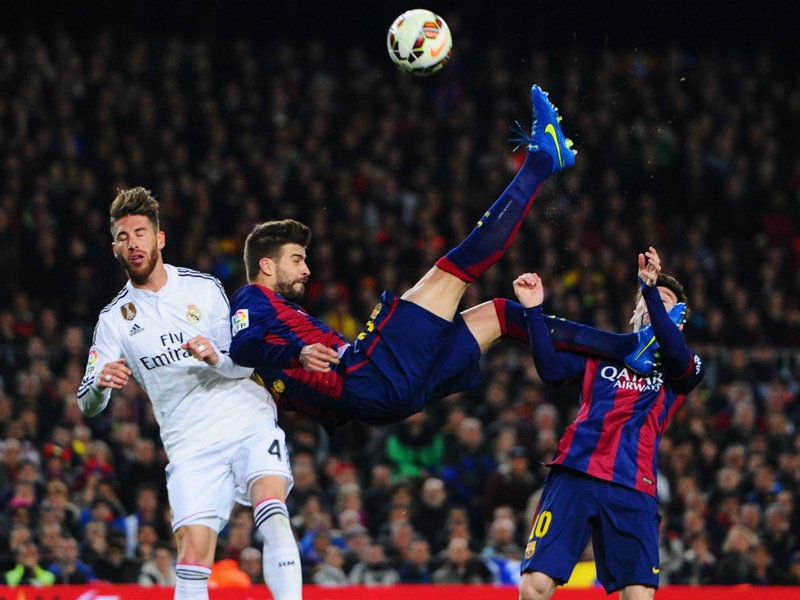 Preview betting : FC Barcelone-Real Madrid : à qui le Clasico ?