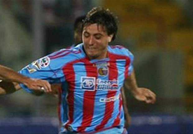 Official: Zaragoza sign Pablo Alvarez from Catania on loan in six-month deal