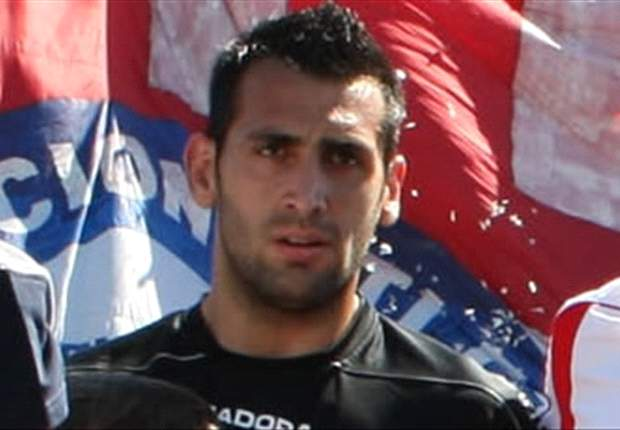 Sebastián Torrico es el nuevo arquero de San Lorenzo