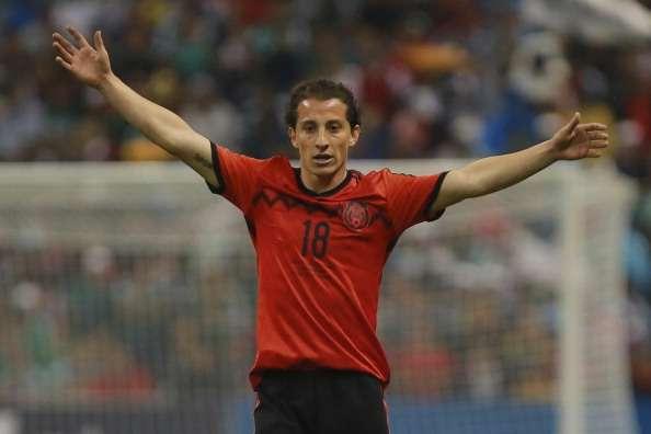 Guardado backs Mexico's Europe-based players