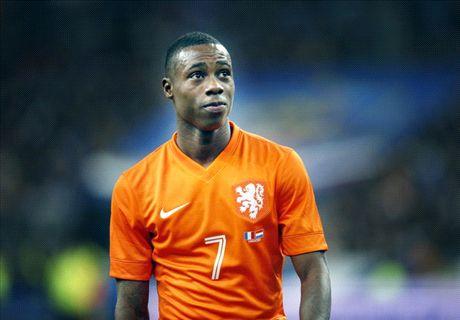 Quincy Promes quitte Twente et rejoint le Spartak Moscou