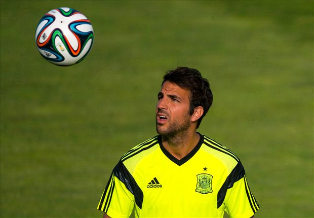 De Gea: I'm trying to get Fabregas to join Manchester United