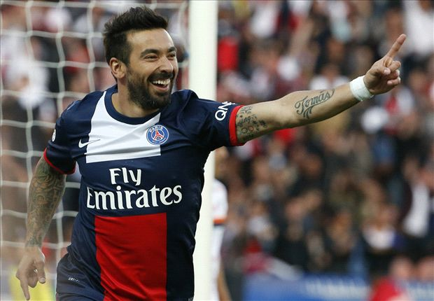 Ezequiel Lavezzi | Paris Saint-Germain | Ligue 1