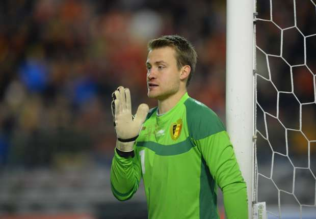 Mignolet plays down Belgium's World Cup hopes