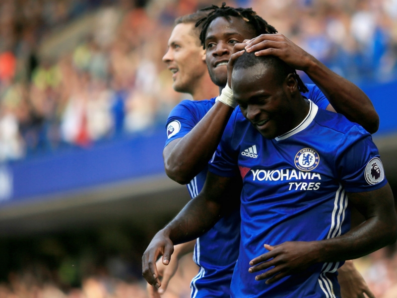 The Victor Moses story: From the Gareth Bale of youth football to a main man at Chelsea