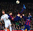 Barcelona v Real Madrid Betting