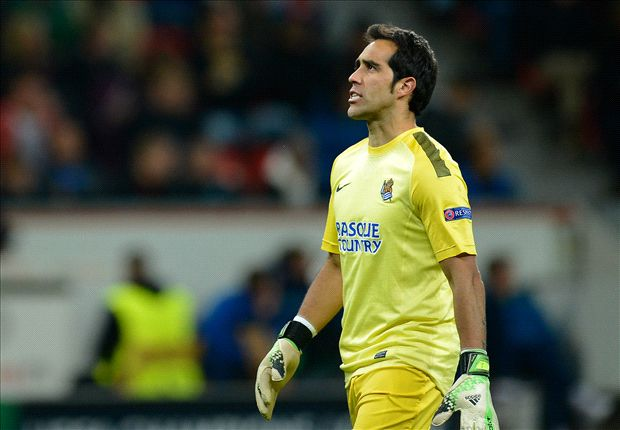Barcelona closing in on Claudio Bravo
