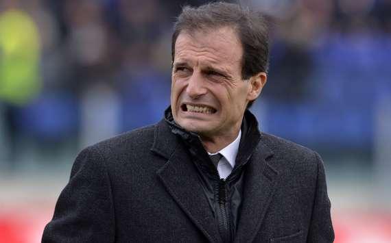 Agen Bola - Diprotes Fans, Massimiliano Allegri Santai