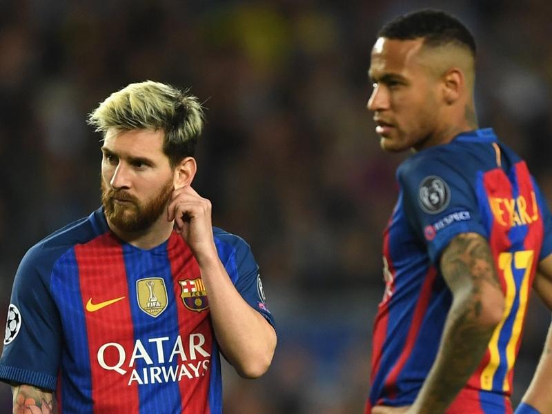 RUMEUR, Manchester United garde un oeil sur Neymar