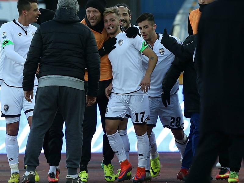 Empoli-Cesena 1-2: Non basta Gilardino, toscani fuori dalla Coppa Italia