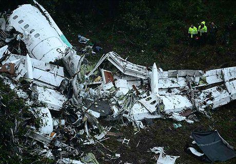 What happened on Chape's tragic flight?