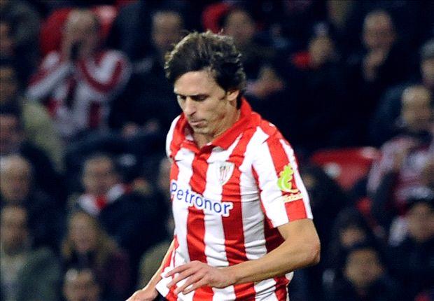 Ander Iturraspe, centrocampista del Athletic Club