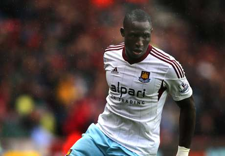 Official: Hull sign Diame from West Ham