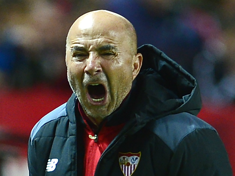 Sevilla warn Argentina over Sampaoli interest