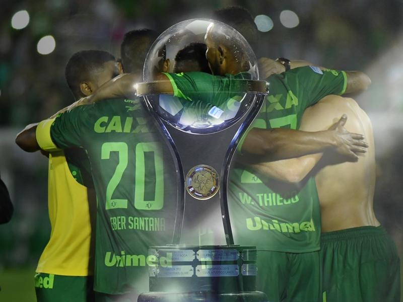 La Chapecoense conferma: Campioni della Copa Sudamericana