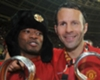 VIDEO: Evra's tribute to 'legend' Giggs
