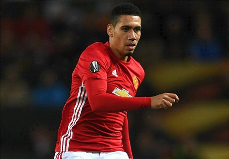 Angry Liverpool fans bite back at Smalling