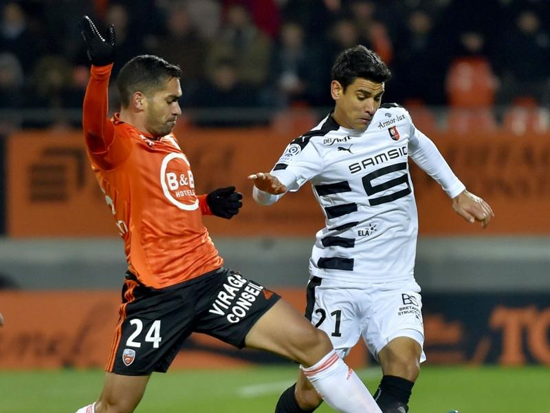 Lorient-Rennes 2-1, le derby pour Lorient