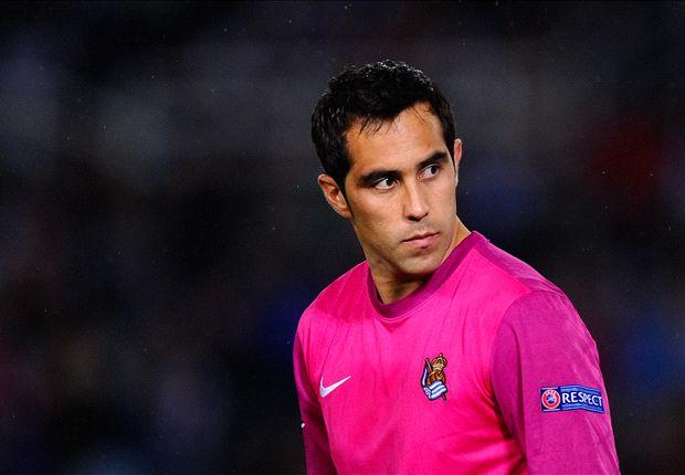 El Barcelona no necesita a Claudio Bravo