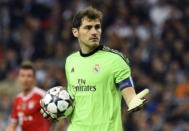 Is this Casillas' last chance to prove he should be Madrid's No.1?