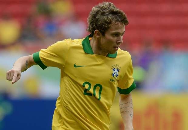 TEAM NEWS: Bernard replaces injured Neymar for Brazil