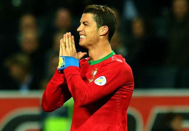 Bestritt die Partie beschwerdefrei: Portugals Cristiano Ronaldo