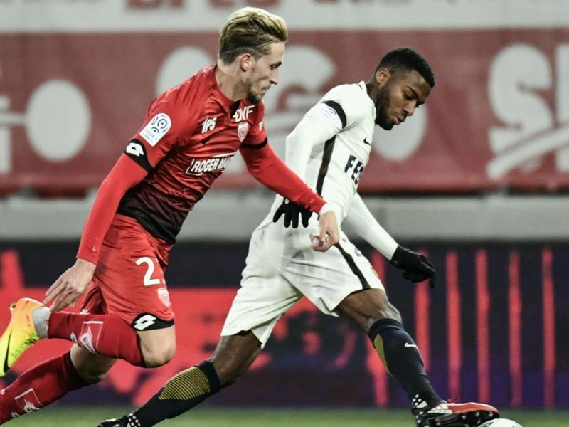 Dijon-Monaco (1-1), Sammaritano freine l'ASM