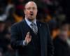 Benitez laments missed Newcastle opportunities