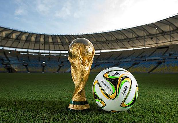 GALERI: Parade Jersey Piala Dunia 2014