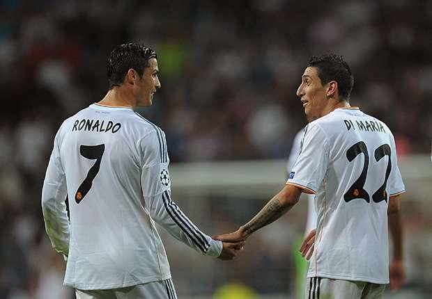 """""""Real Madrid doet Di Maria onrecht aan met de manier waarop ze hem behandelen"""""""