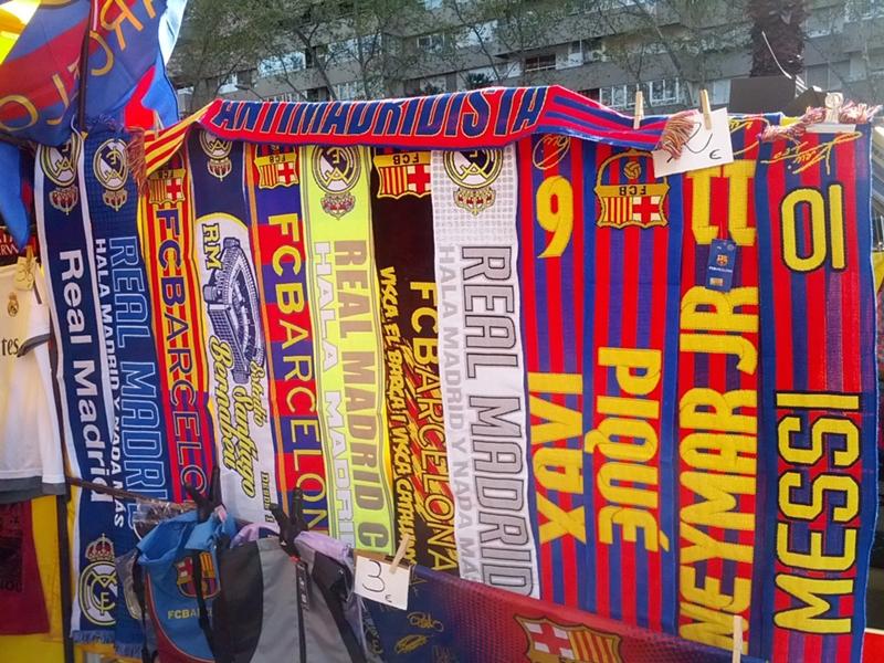 Tout le contenu de Goal.com autour du Clasico Barça-Real du 3 décembre 2016