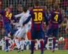 رسميًا | برشلونة يُعلن غياب مدافعه الفرنسي عن الكلاسيكو