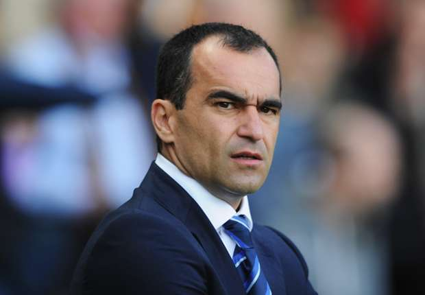 Everton ran out of energy against Arsenal, says Martinez