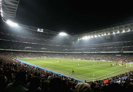 Bernabeu could still be renamed